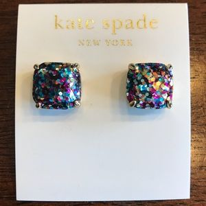 💗 Kate Spade Multi Gumdrop Earrings - NWT